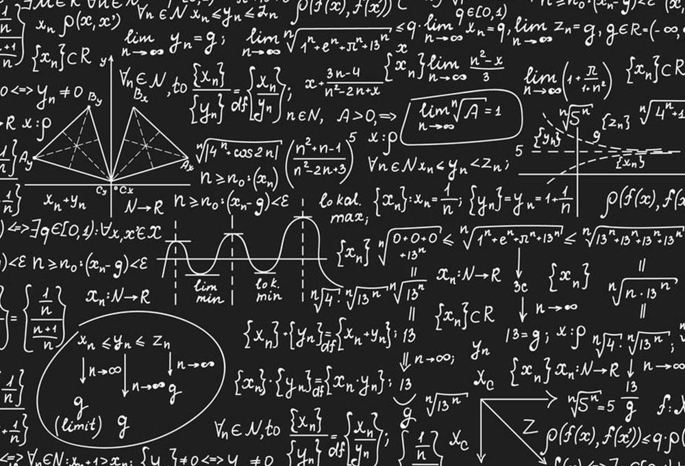 картинка черная математика иконы